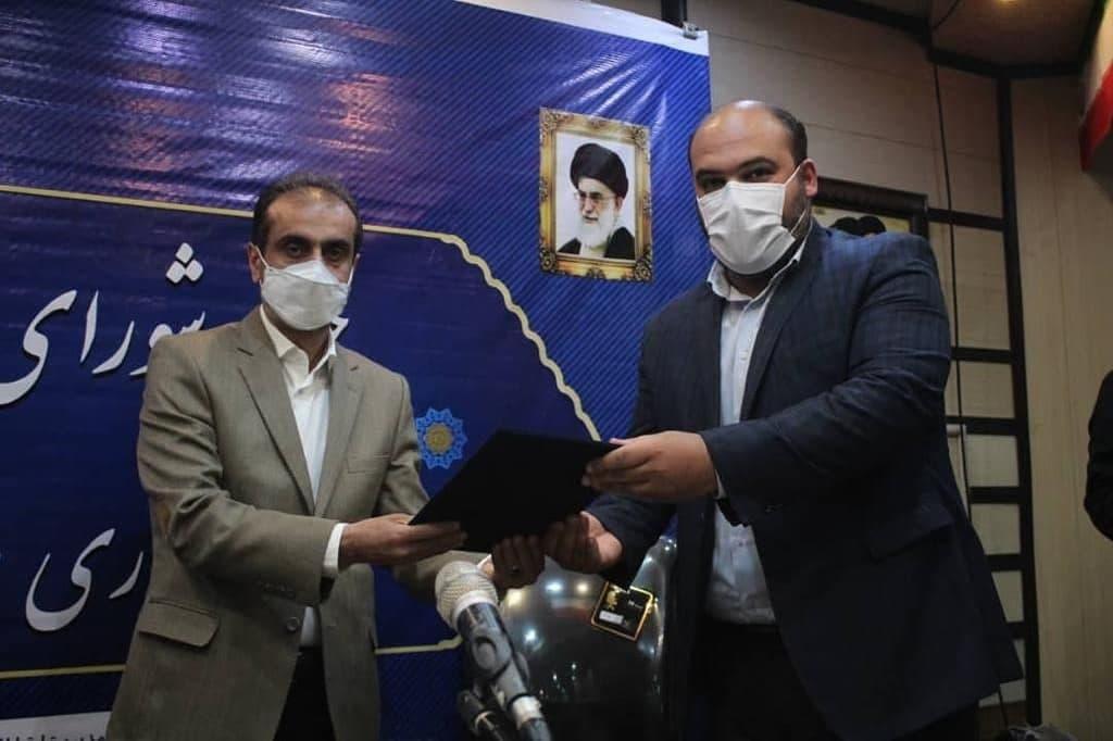 با حکم شهردار رشت؛ یاسر محجوب سرپرست سازمان فرهنگی، اجتماعی و ورزشی شهرداری رشت شد